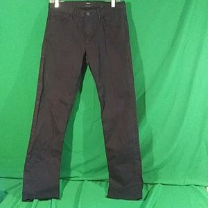 Theory sz 30 straight leg slim fit dress pants